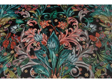 Велюр коллекция Garden