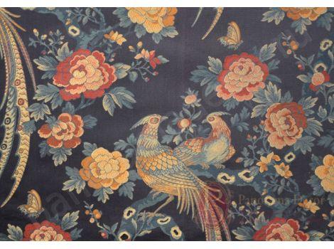 Жаккард коллекция Serenza BLUE