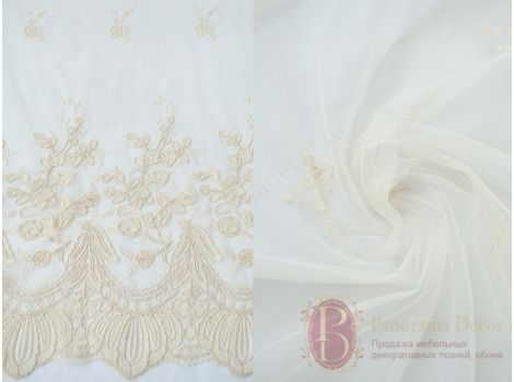 Тюль Tulle B Beurre