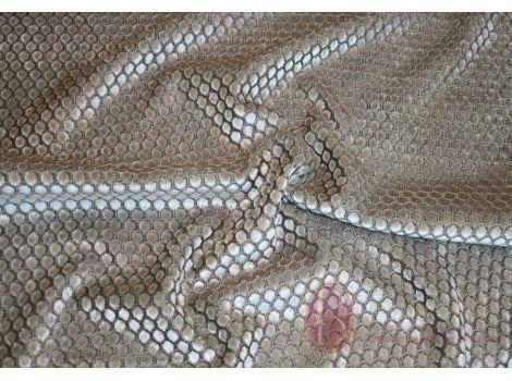 Велюр Honeycomb 9140